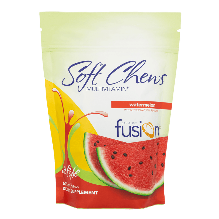 Watermelon Bariatric Multivitamin - Bariatric Fusion