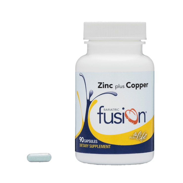 Zinc Plus Copper - Bariatric Fusion