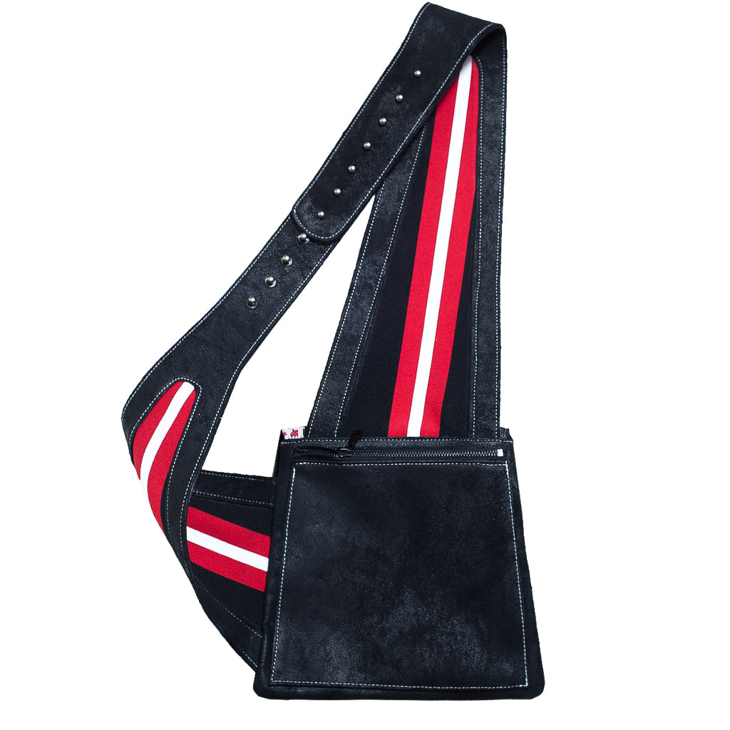 "'Game"" Cross Body Bag"
