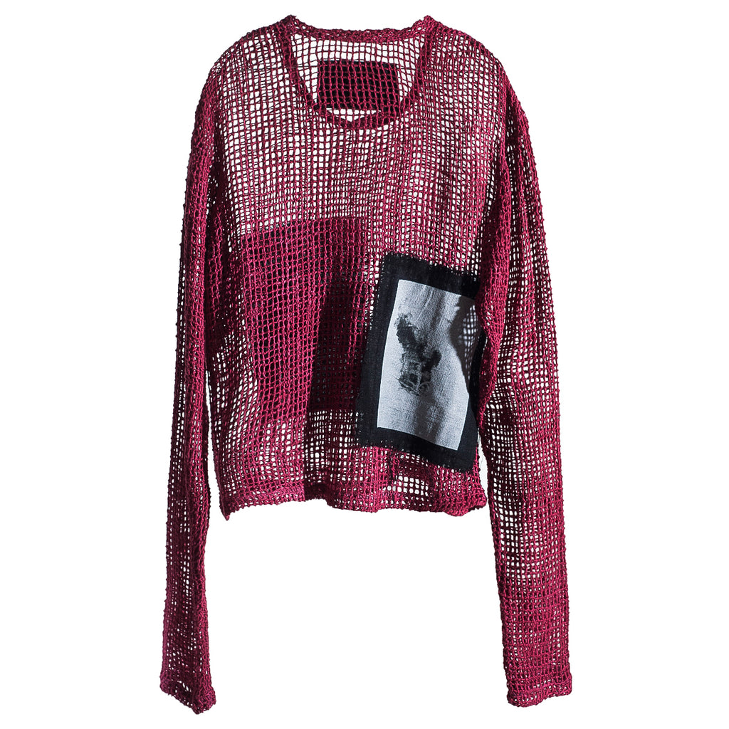 FireStarter Rope Sweater