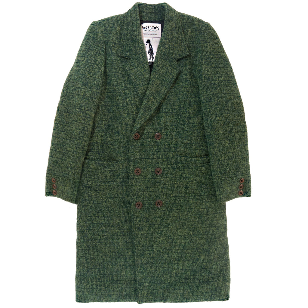 6PM Wool Coat