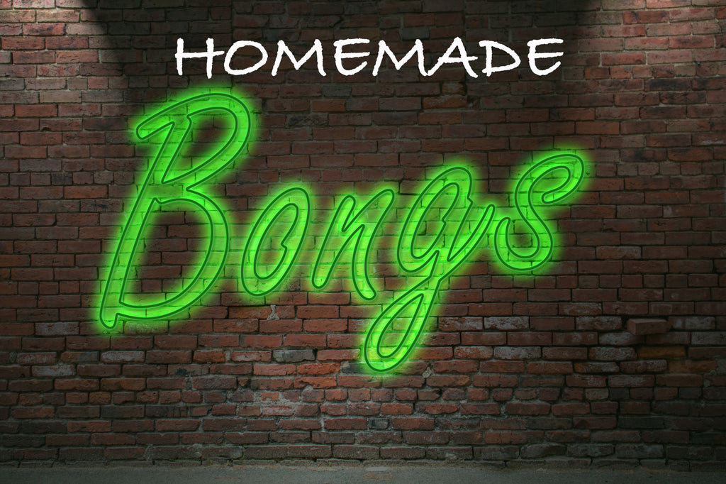 4 Homemade Bong Ideas That Will Spark Your Creativity