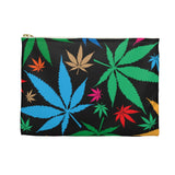 Multi-Color Weed Accessory Pouch - 420 Mile High