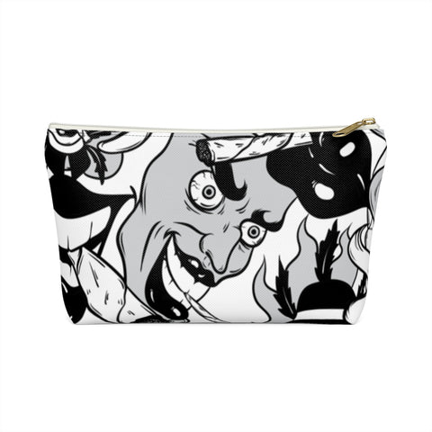 Smoke Weed Accessory Pouch w T-Bottom | 420 Mile High
