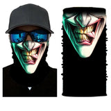 Deviant Smile Tube Bandana Face Mask - 420 Mile High