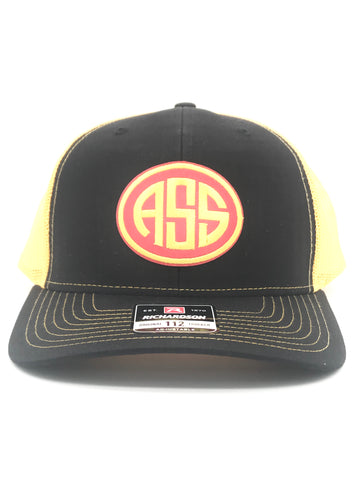 ASS Snapback Trucker Hat | 420 Mile High