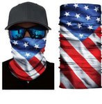 USA Flag Bandana - 420 Mile High