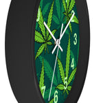 Marijuana Wall Clock - 420 Mile High