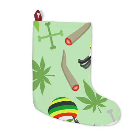 Party Weed Christmas Stockings