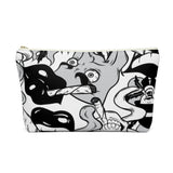 Smoke Weed Accessory Pouch w T-bottom