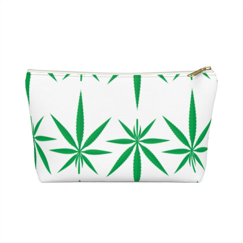 Cannabis Weed Accessory Pouch w T-Bottom | 420 Mile High