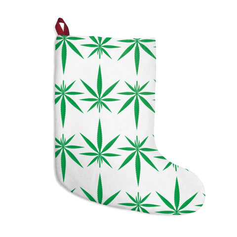 Cannabis Weed Christmas Stockings