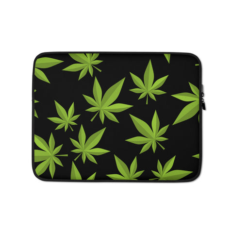 Weed Laptop Protective Sleeve Cover - 420 Mile High