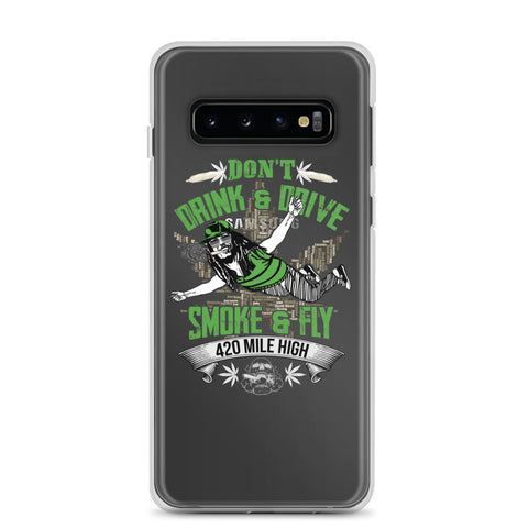 Don't Drink and Drive Samsung Cases