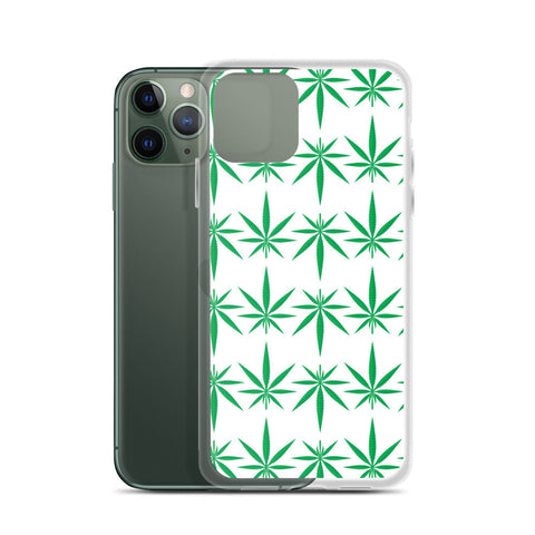 Cannabis Weed iPhone Case - 420 Mile High