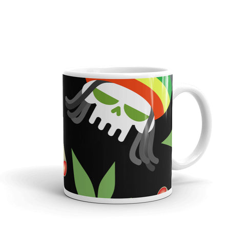 Party Weed Coffee Mug - 420 Mile High