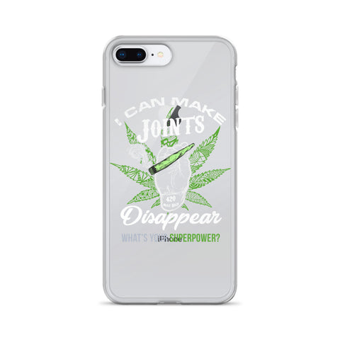 I Can Make Joints Disappear iPhone Case - 420 Mile High