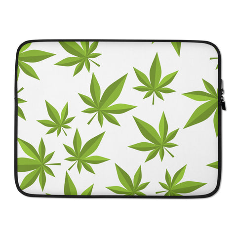 Weed Laptop Protective Sleeve - 420 Mile High