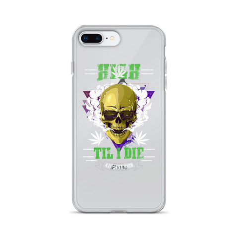 High Til I Die iPhone Case - 420 Mile High