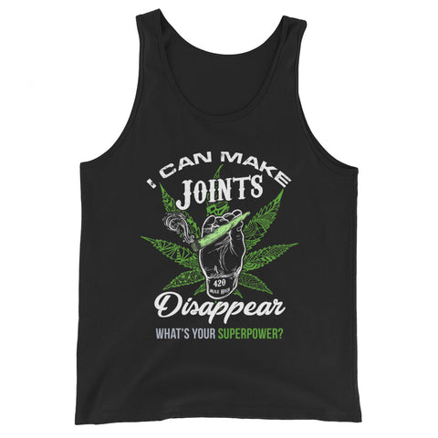 What's Your Superpower Weed Tank Top - 420 Mile High