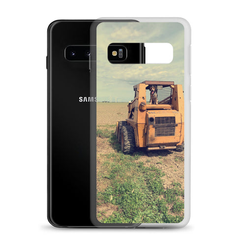 Customized Samsung Phone Case - 420 Mile High