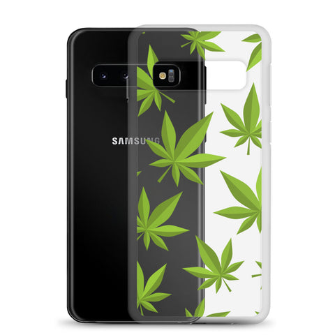 420 Mile High Weed Samsung Phone Cases