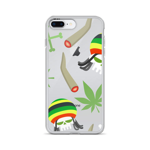 Party Weed iPhone Case - 420 Mile High