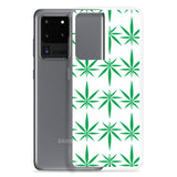 Cannabis Weed Samsung Phone Cases