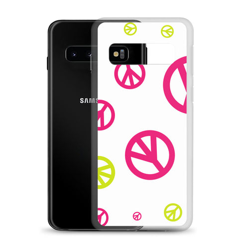Peace Signs Samsung Phone Case - 420 Mile High