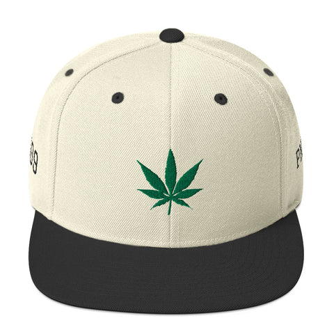 Customer Special Request Customized 420 Weed Snapback Hats