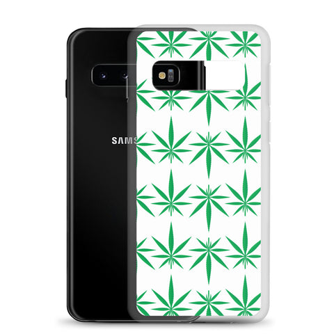 Cannabis Weed Samsung Phone Case - 420 Mile High