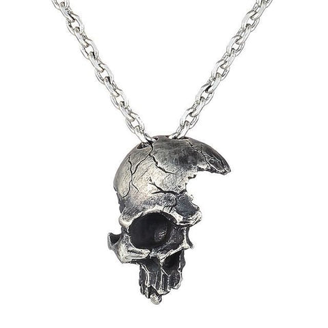 Shattered Skull Necklace | 420 Mile High