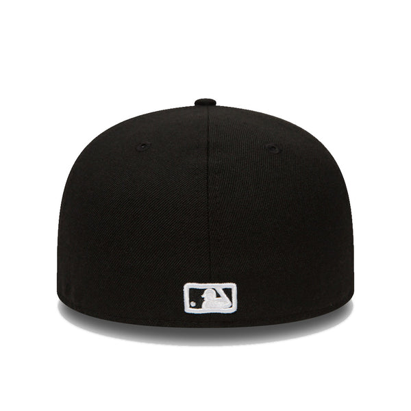 NewEra LA Dodgers 59FIFTY-Cap Black
