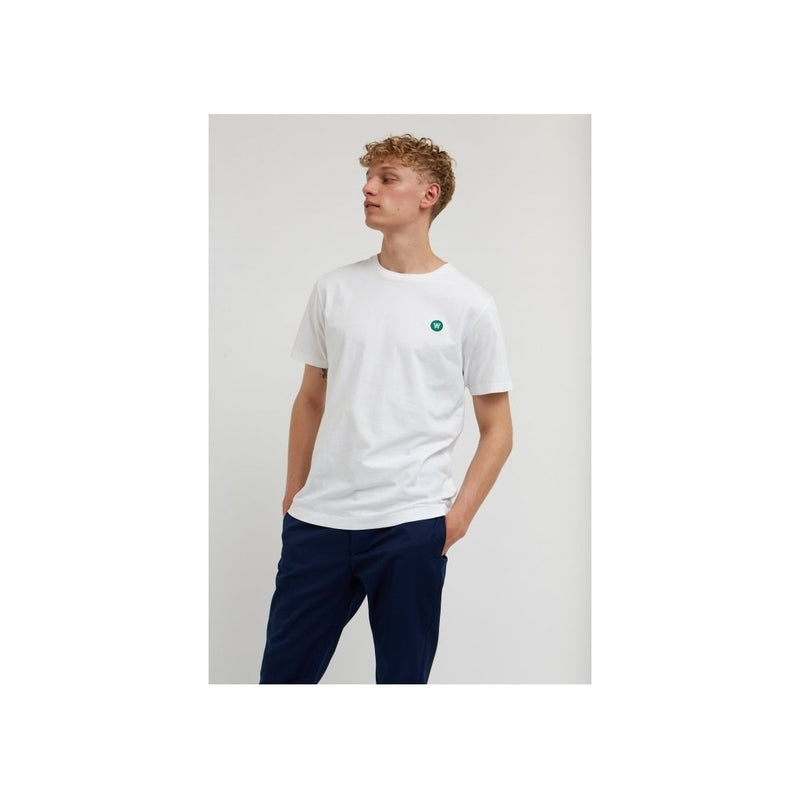 WoodWood Ace T-Shirt Bright White