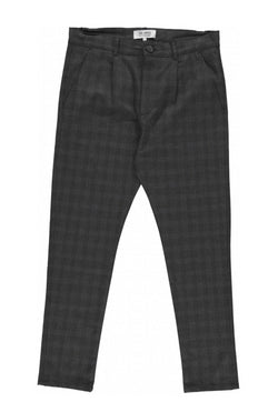 JustJunkies Linus Slim Benjamin Pants Grey