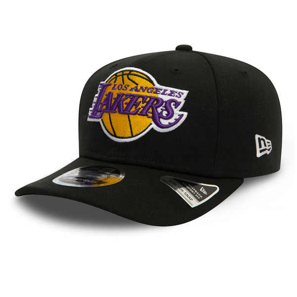 NewEra LA Lakers 9FIFTY-Cap All Black