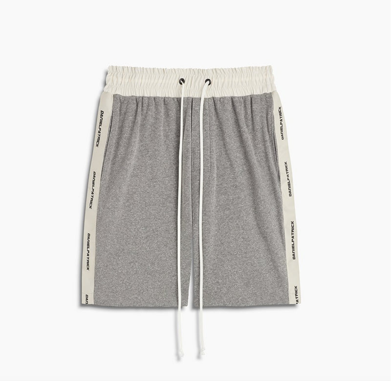 Daniel Patrick Gym Short Grey