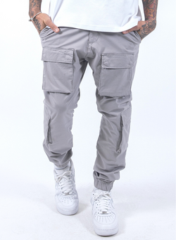 LYON Cargo Pants Grey