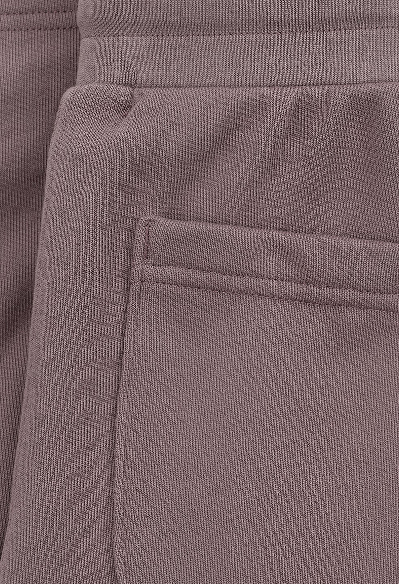 John Elliott Crimson Shorts Plum