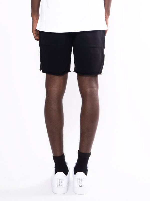 OWWW Robi Sweat-shorts Black