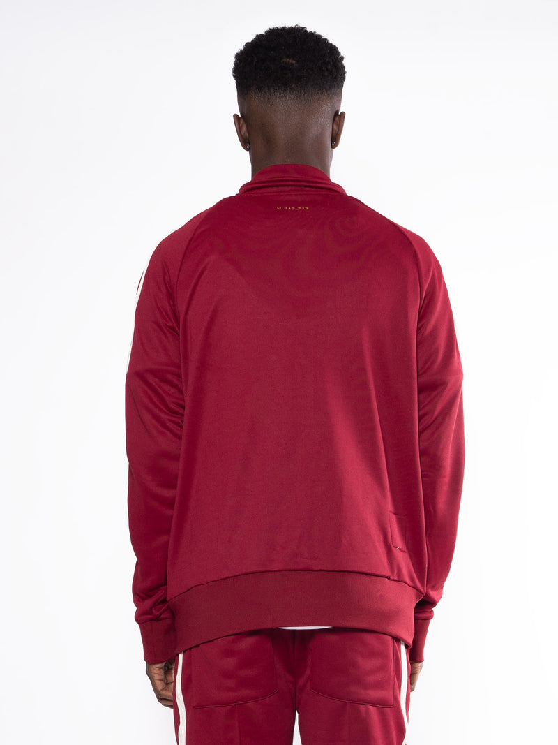 OWWW Haku2 Track-jacket Red