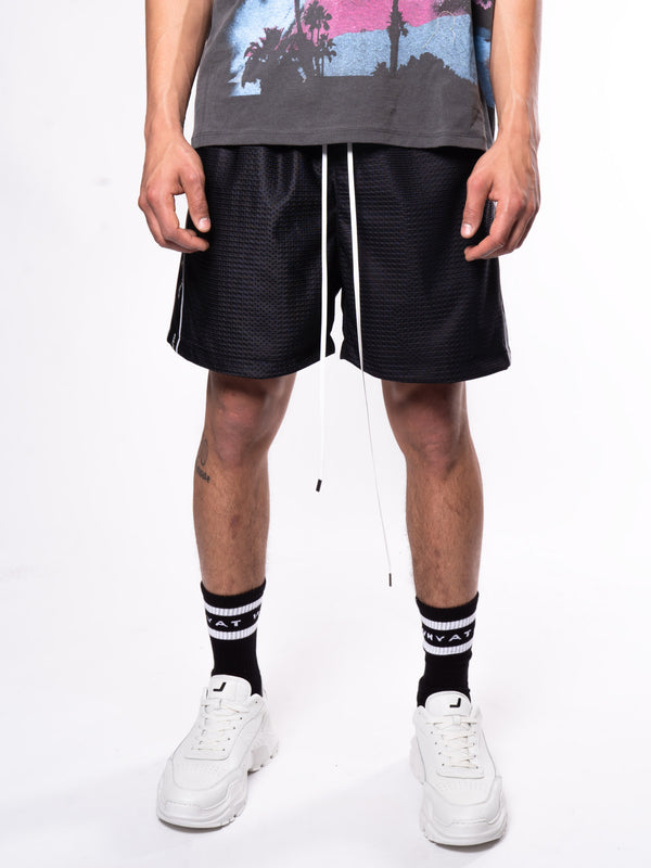 Daniel Patrick gym shorts in schwarz