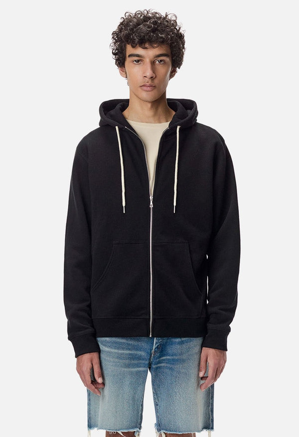 John Elliott Flash 2 Fullzip / Black