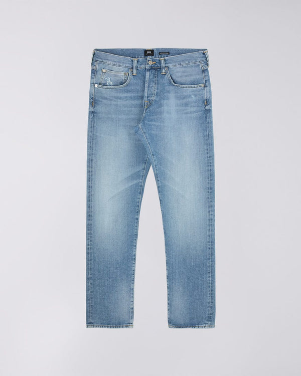 EDWIN ED-55 Yoshiko Left Hand Denim -Blue noboku wash