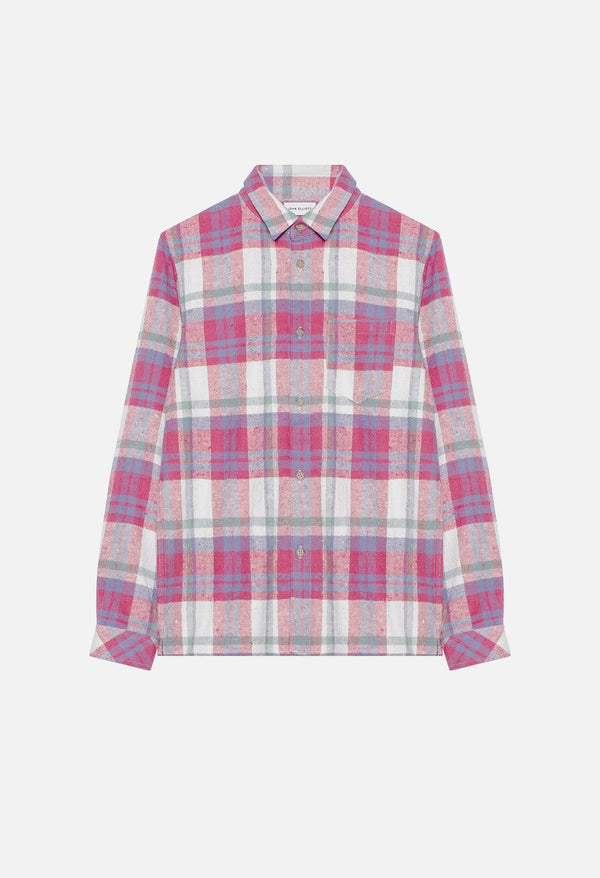John Elliott Sly Straight Shirt -Sour Patch