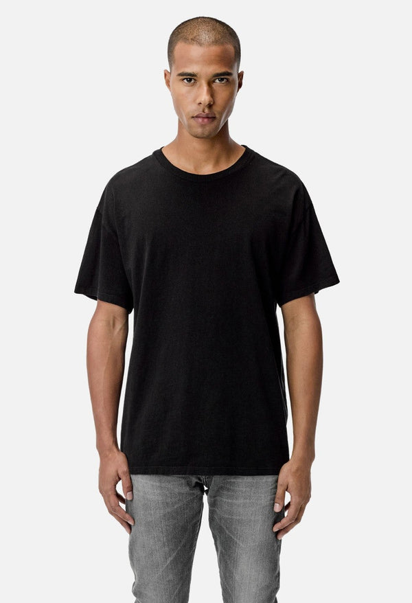 John Elliott University Tee -Black