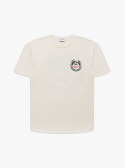 Rhude T-Shirt in weiß