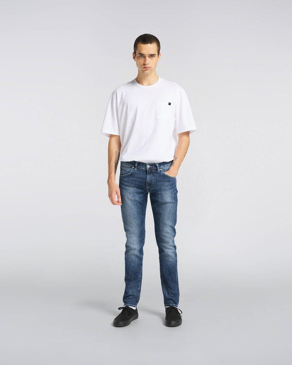 EDWIN Jeans ED85 Slim Tapered Blue