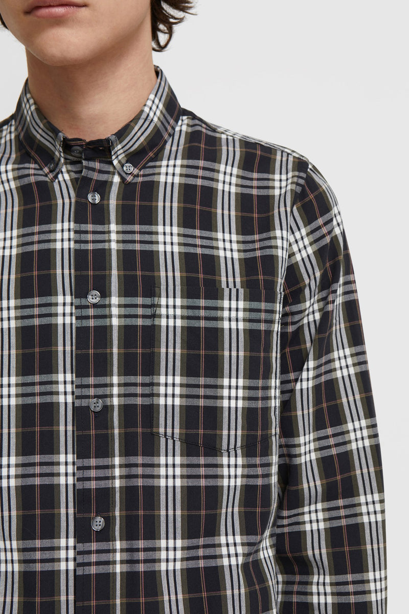 WoodWood Andrew Flannel Shirt