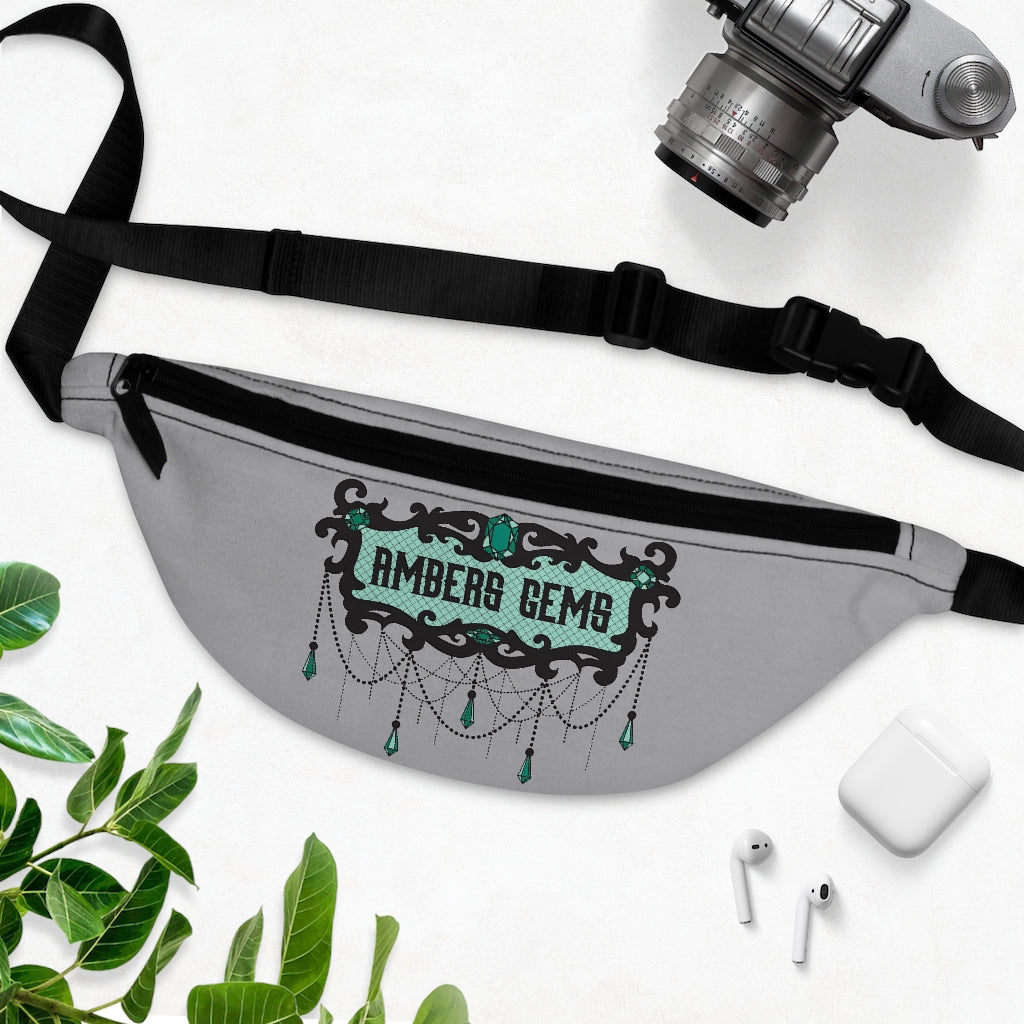 Dripping Jewels Fanny Pack
